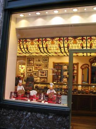 le chocolat à bruxelles belgique