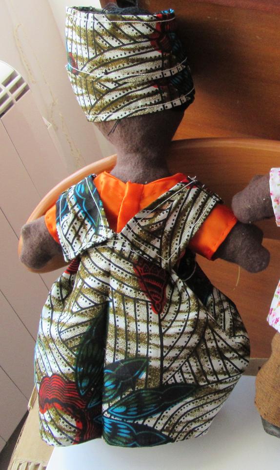 Africaine boubou1
