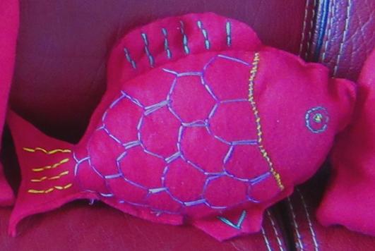 Doudou poisson 1