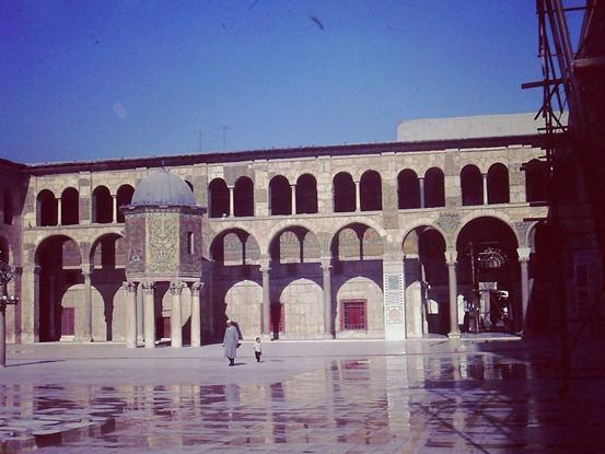 Mosque hamidye5