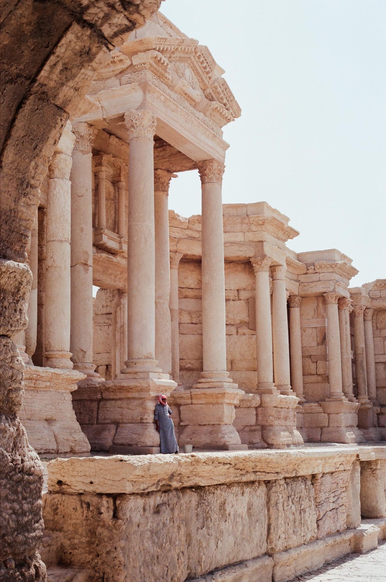 Palmyre theatre