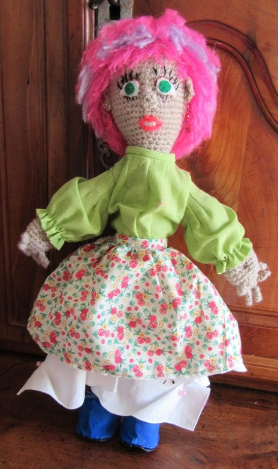 Poup crochet 1