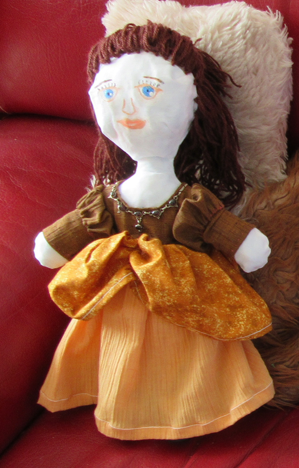 Princesse marron