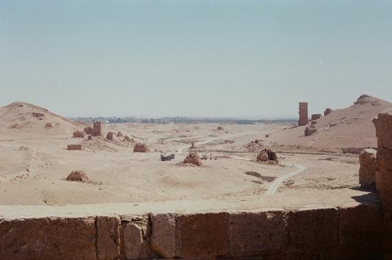Vallee des tombes
